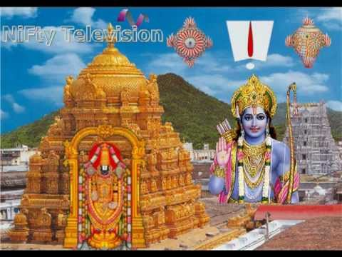 Adi Sesha Ananta Sayana - Tirumala Tirupati Sri Venkatesa Balaji Song video