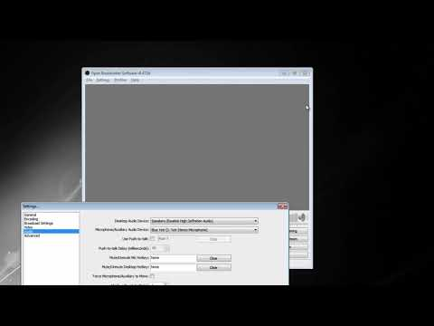Open Broadcaster Software Tutorial and Settings (OBS Tutorial) 1080p