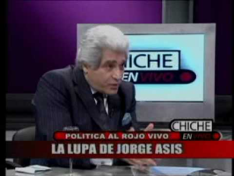 Asis con Chiche en Vivo 12-11-08 - 2da. parte Music Videos