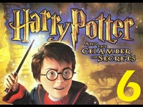 Harry Potter II - #6 [Квиддич и Диффиндо]