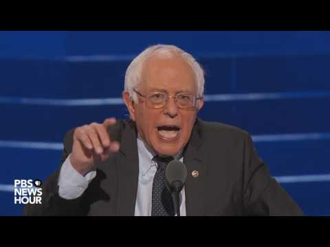 Sen. Bernie Sanders: 'It is no secret that Hillary Clinton and I disagree'