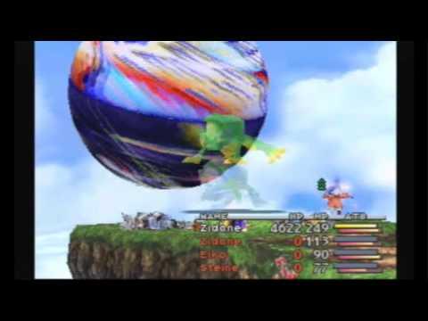 Final Fantasy IX Solo Character Challenge Quina: Ozma