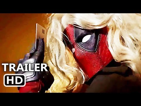 "DEADPOOL 2 ""Stripper Deadpool"" Trailer (NEW 2018) Ryan Reynolds, Superhero Movie HD"