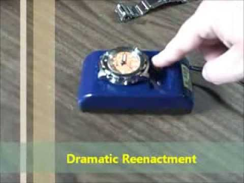 How to Demagnetize a Mechanical Watch (Seiko Orange Monster SKX781)