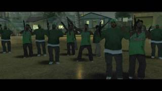 Gang Wars - Groove Street 4 Life l Good bye Brotha....