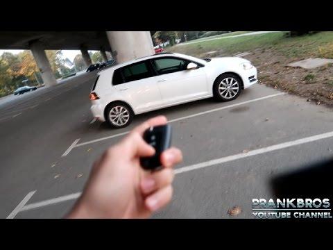 AUTO GEKLAUT PRANK !! | PrankBros