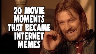 20 Movie Moments That Became Internet Memes