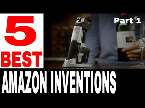 Top 5 Cool Inventions/Gadgets You Can Buy New Gifts Things Amazing Products Amazon Now Available