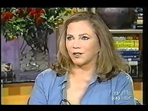 Kathleen Turner, interviewed on the Today Show, during her time in