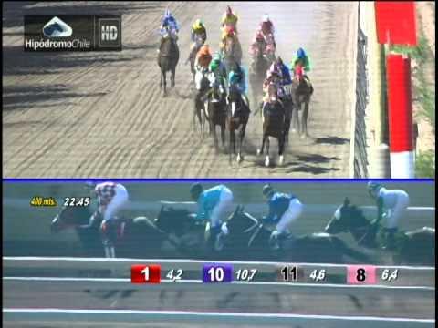 Vidéo de la course PMU PREMIO TAPIADA