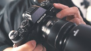 Fujifilm X-T2 :: design which BLOWS EVERY CAMERA AWAY