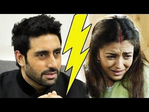 Aishwarya & Abhishek Bachchan's  Marriage In DANGER Coz Of Media | Bollywood Weekly News