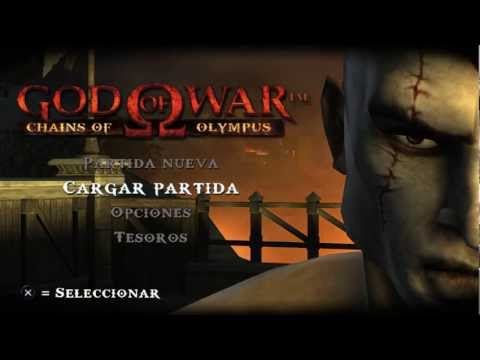 God Of War: Chains of olympus PSP PPSSPP 0.9.1 PC