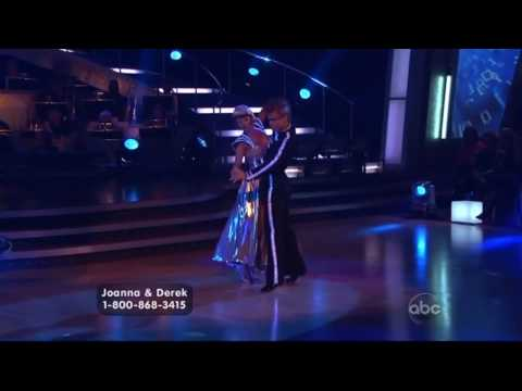 Joanna Krupa & Derek Hough Futuristic Paso Doble