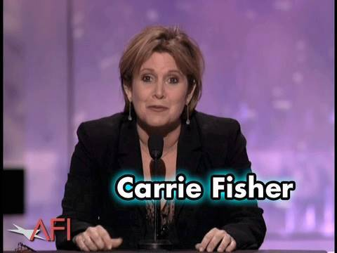 Carrie Fisher: Don't Mess With Meryl Streep