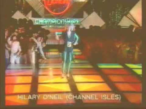 Disco Dance - 1979 - UK Finals (Pt 1)