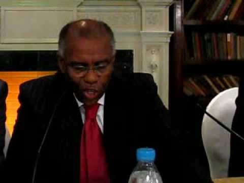 Cooperating For Freedom: NAL President Mohamed Tamaldou