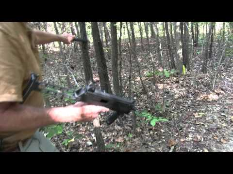M11 Full Auto Woods Walk