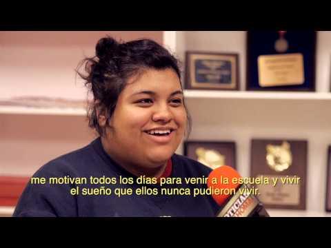 Estrella Estduiantil- (Alicia Martínez) 03.14.15