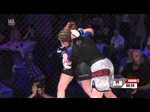 AON6 - Cheryl FLYNN vs Michelle JONES