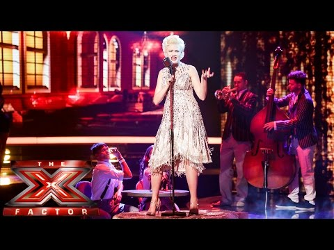 Chloe Jasmine sings Britney Spears' Toxic | Live Week 1 | The X Factor UK 2014