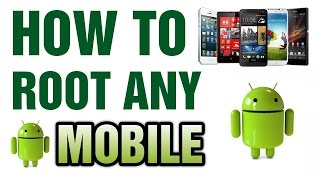 How To Root Any Android Phone With Computer Urdu/Hindi Tutorial