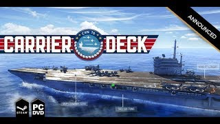 Carrier Deck: First Look