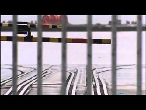 Железные дороги мира. Путь между Швецией и Данией