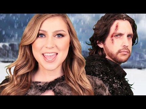 """JON SNOW (Meghan Trainor """"NO"""" Parody) - Game of Thrones"""