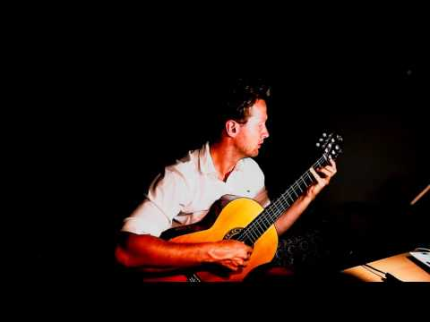 Ludovico Einaudi - Primavera on guitar by Rick Lammers