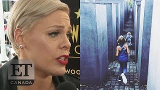 Pink's Holocaust Memorial Photo