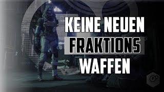 Destiny 2 : Neue Fraktions - Waffen sind nicht erhältlich | Der Grund dafür