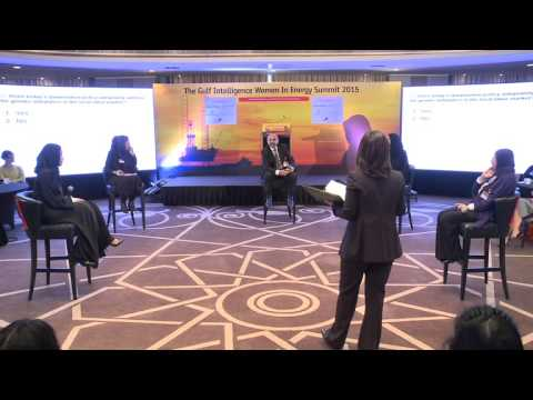 """The Gulf Intelligence Women In Energy Summit, """"Energy Industry Talent Shortage – Filling the Gap?"""""""