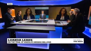 China Coronavirus, Impeachment, Davos, Luanda Leaks