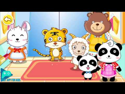 Baby Panda Games   Travel Safety   Babybus Games For Kids