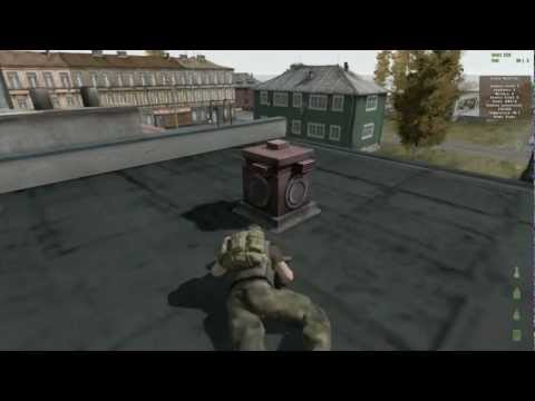 Arma 2: Day Z: Day 5 - Keeping Eyes on FireStations