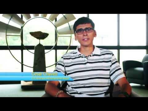 Student Spotlight - Cesar Chavez at Clovis Community College (CCC)