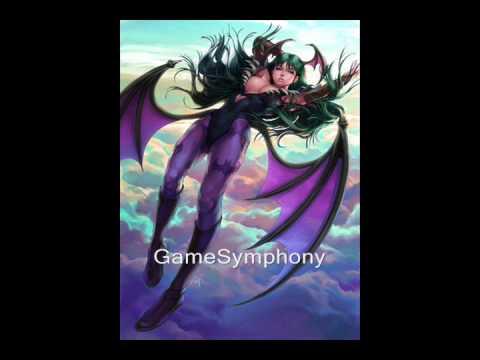 ♥VGM #95~ Darkstalkers 3 - Morrigan's Ending Pt. 2