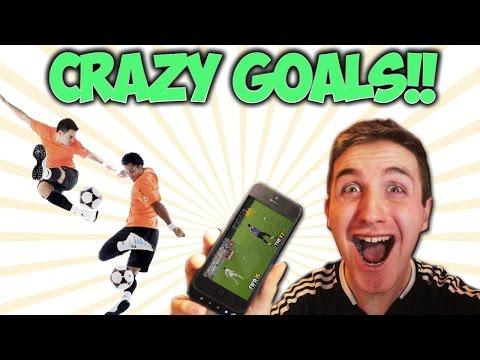 FIFA 15 - CRAZY GOALS!