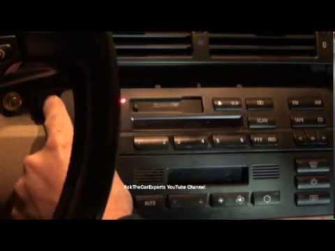 BMW 3 Series E46 Radio Removal And Installation DIY