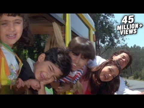 Abcd - Hum Saath Saath Hain - Salman, Saif, Karishma, Sonali, Tabu & Mohnish Behl video