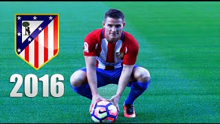 Kevin Gameiro - All 31 Goals and Assist 2015/16 - Welcome to Atletico Madrid- HD