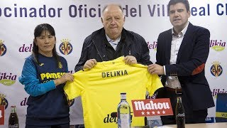 Delikia ya forma parte de la familia amarilla