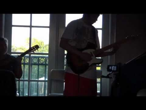 Fingertalkin Rik Emmett Live by Paul Song