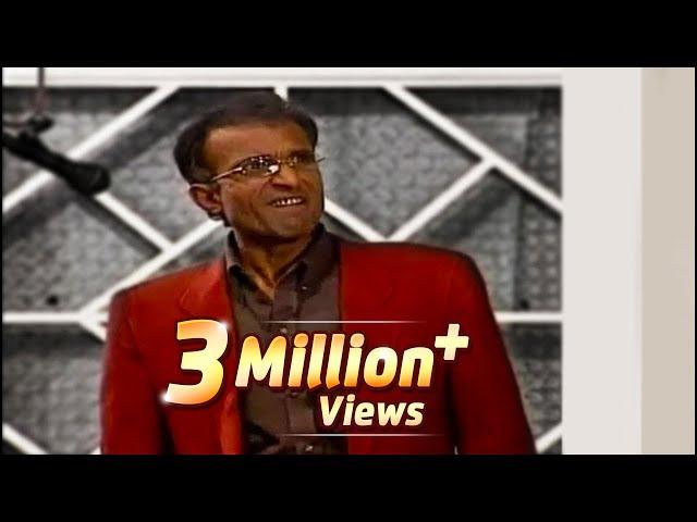 Umer Sharif Sikandar Sanam Comedy Stage Drama - Dulha 2002
