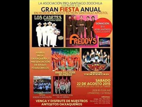 invita radio fiesta oaxaca santiago apostol