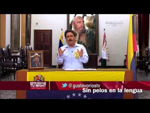 El ilegítimo Maduro desmiente grabaciones de Mario Silva (Humor) Sin pelos en la lengua