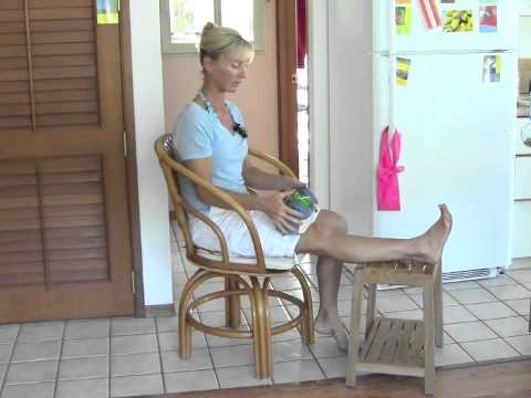 Knee Rehabilitation - Sitting Extension