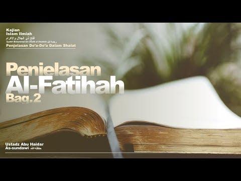 Syarah Doa-doa Dalam Sholat - Ustadz Abu Haidar Assundawy video