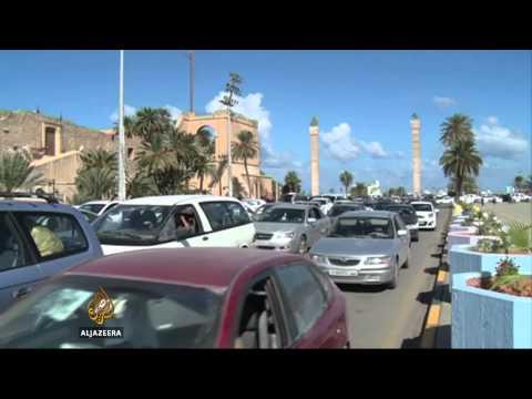 Libya oil exports continues despite violence